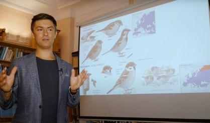 Andris Dekants putnu lekcijas